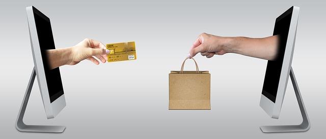 e-shop a nakupování
