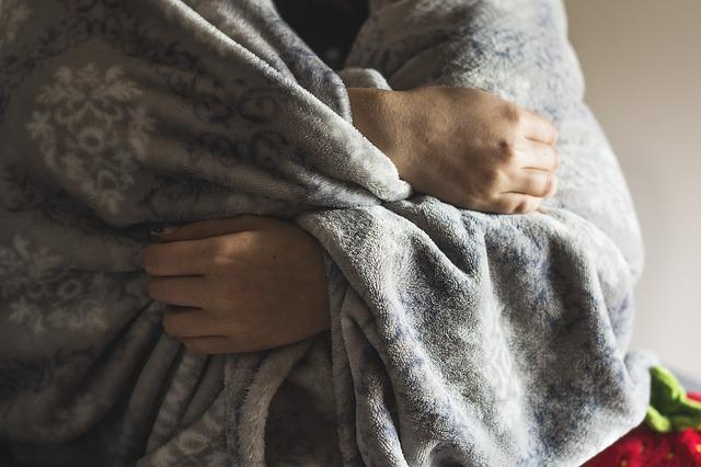 deka na zahřátí