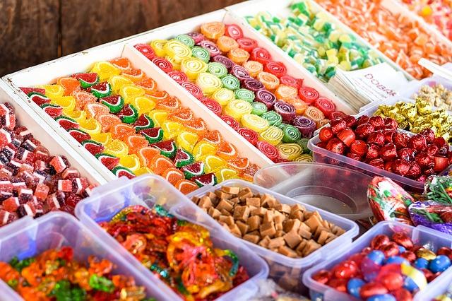 Cukrovinky pro děti