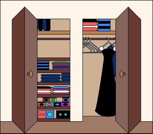 Vkusné skříně na míru